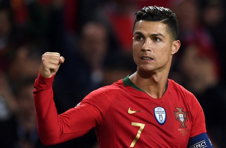 Cristiano Ronaldo ingin bawa timnas Portugal memenangi final UEFA Nations League A.