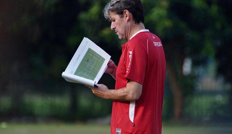 Julio Banuelos - Persija Jakarta - Liga 1 -