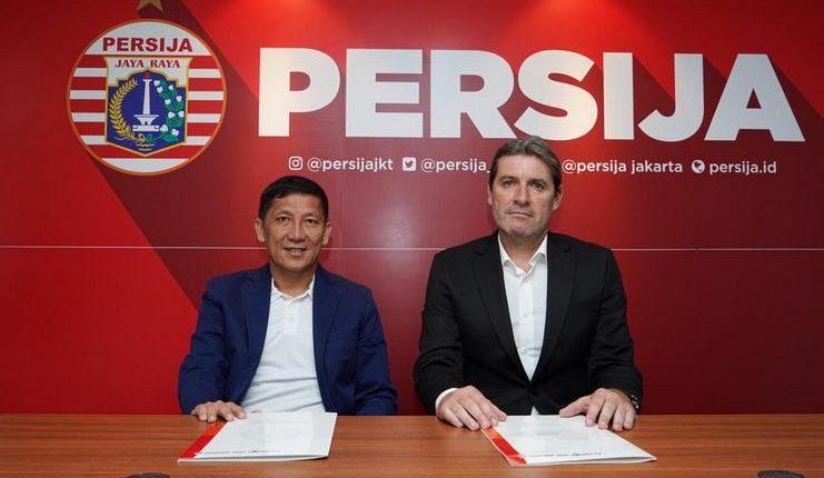 Julio Banuelos - Persija Jakarta - Liga 1