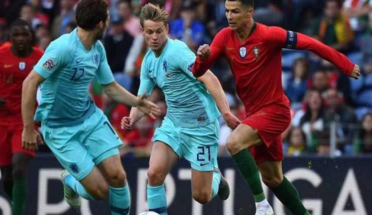 Koeman - Belanda - UEFA Nations League - Football5star -