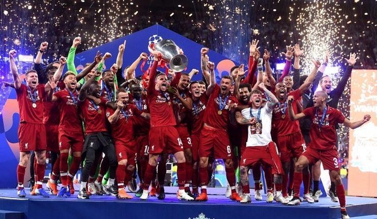 Liverpool - Liga Champions - Football5star