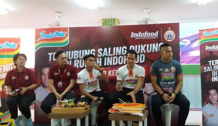 Persija Jakarta - Andritany - Football5star