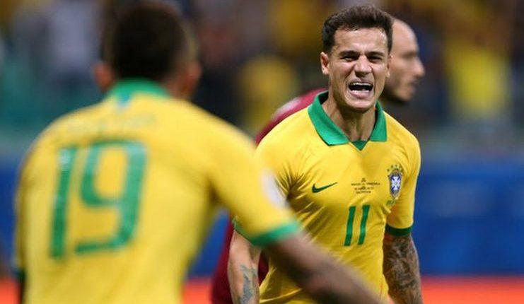 Philippe Coutinho - Brasil - Football5star -
