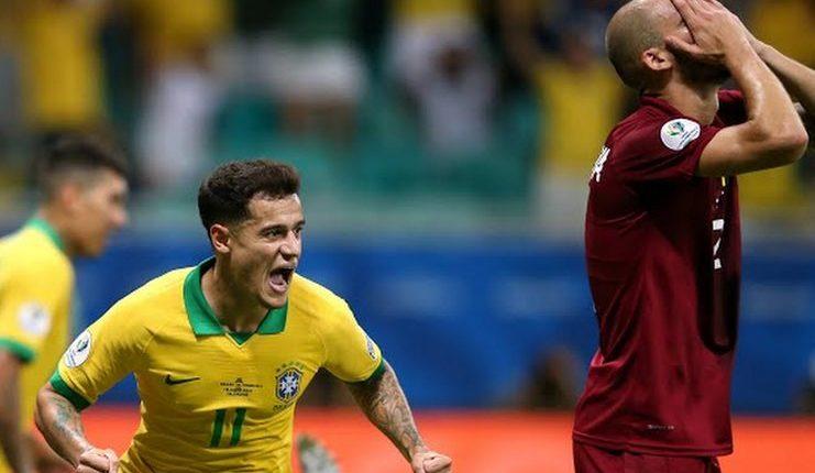 Philippe Coutinho - Brasil - Football5star - -