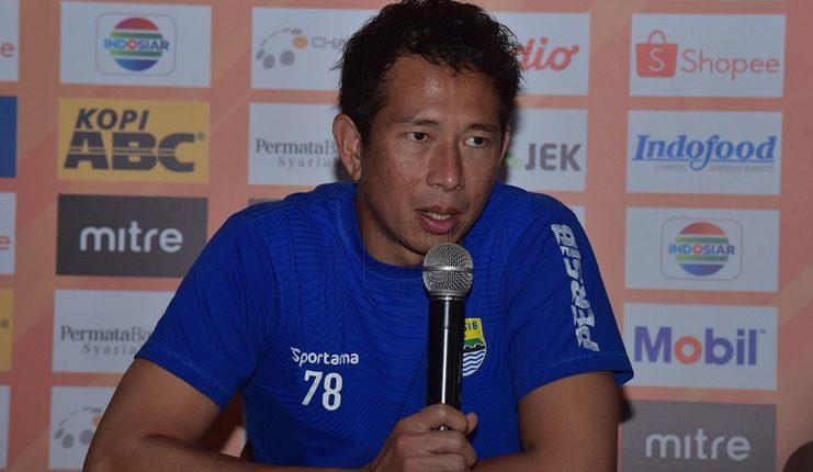 Robert Alberts - Persib Bandung - Football5star - Made Wirawan