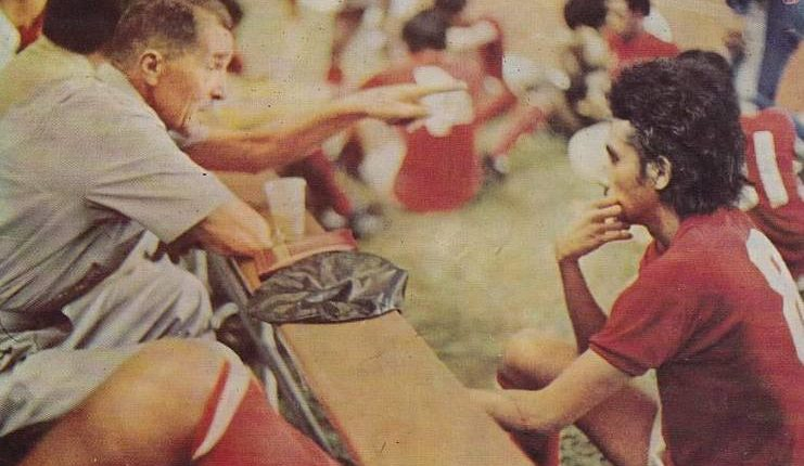 Ronny Pattinasarany - PSM Makassar - SEA Games 1979 - Football5star - -