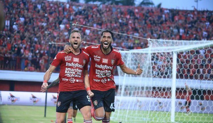 Spasojevic - Bali United - PSIS Semarang - Football5star