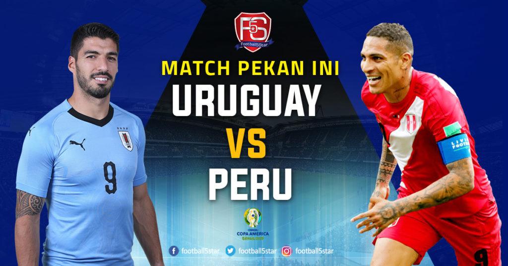 Prediksi perempat final Copa America 2019: Uruguay vs Cile