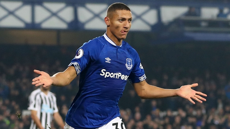 richarlison - everton - fox sports asia