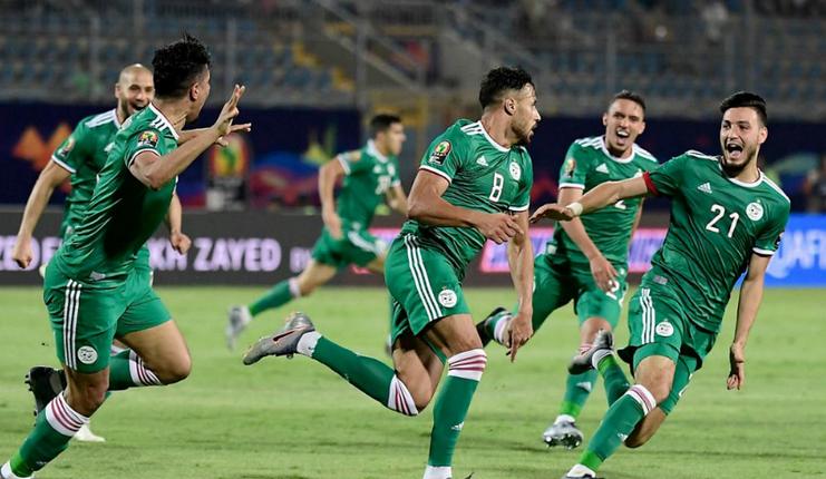Aljazair vs Senegal