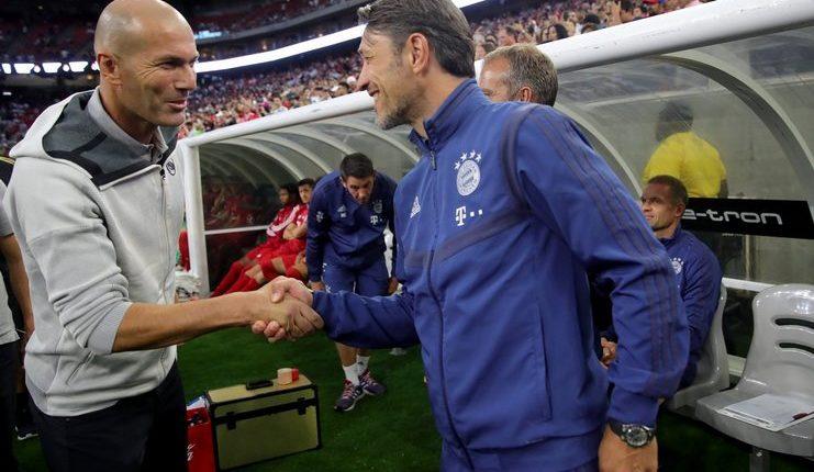 Bayern vs Madrid - Football5star