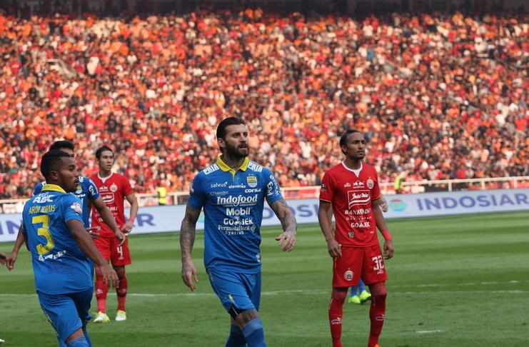 Bojan Malisic - Persib Bandung - Bali United