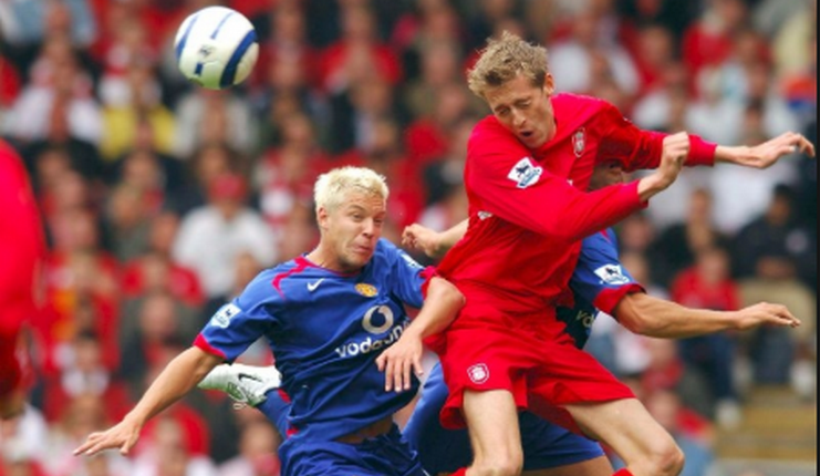 Crouch- Liverpool