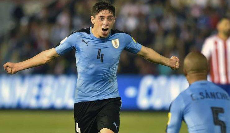 Federico Valverde - Copa America 2019 - Football5star