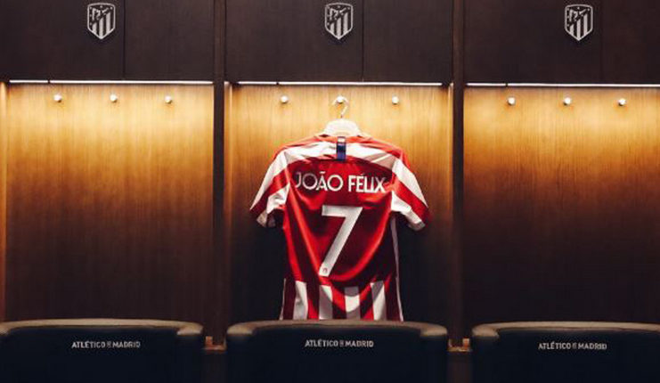 Joao Felix - Atletico Madrid - Football5star