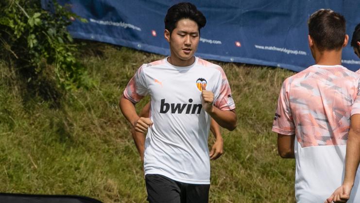 Valencia Juga Miliki Pemain Asia yang Siap Bersinar di La Liga