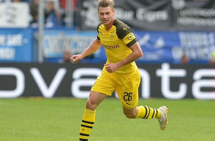 Lukasz Piszczek - Dortmund - TVP Sport