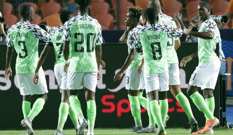 Nigeria akan melakoni laga 4-besar ke-15 saat melawan Aljazair pada semifinal Piala Afrika 2019.