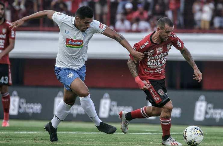 Paulo Sergio - Teco - Bali United - @baliutdfc