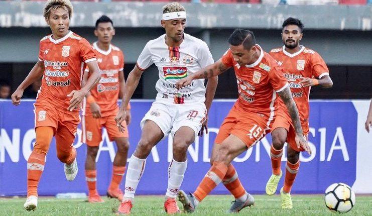 Persija Jakarta - Borneo FC - Piala Indonesia 2019 --