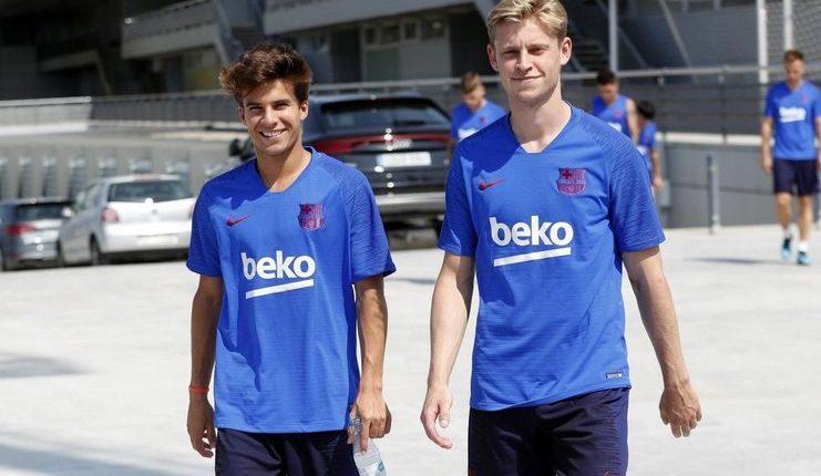 Puig - Barcelona - Football5star - De Jong