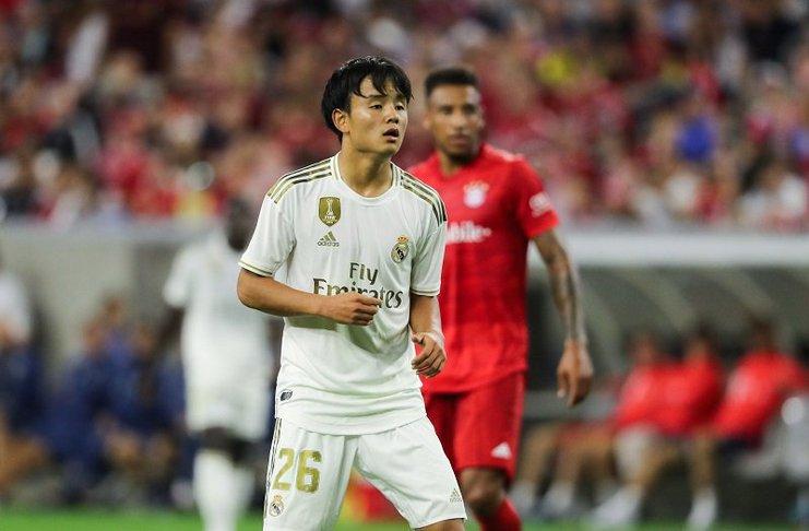 Takefusa Kubo senang dapat menjalani debut bersama Real Madrid kala menghadapi Bayern Munich.
