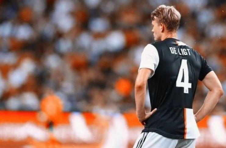 Video Gol Bunuh Diri De Ligt yang Bikin Malu Juventus