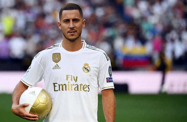 5 Transfer Pemain Belgia Termahal Sepanjang Sejarah - Eden Hazard - London Evening Standard