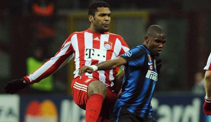 Breno adalah satu dari hanya tiga pemain yang diimpor langsung dari Brasil.