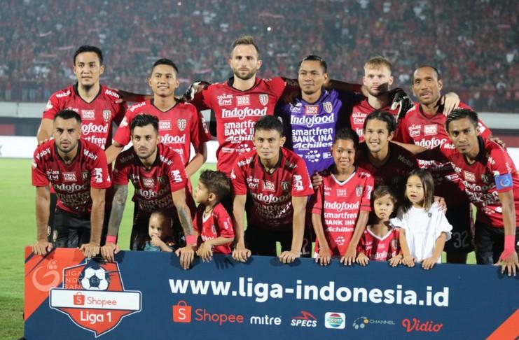 Bukan Persija atau Persib, Ini Klub Indonesia dengan Nilai Pasar Tertinggi Bali United - liga-indonesia-id