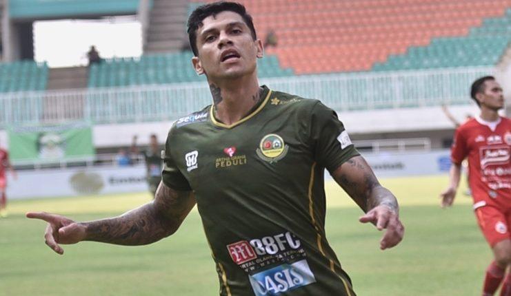 Ciro Alves jadi pengganti Aleksandar Rakic di PS TIRA Persikabo.