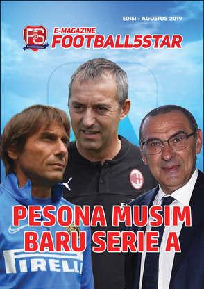 Pesona Musim Baru Serie A