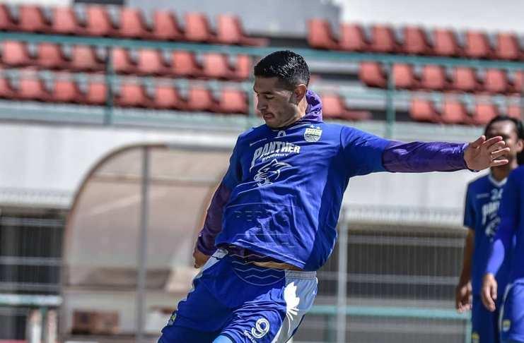 Esteban Vizcarra - Persib bandung - @persib_official 2