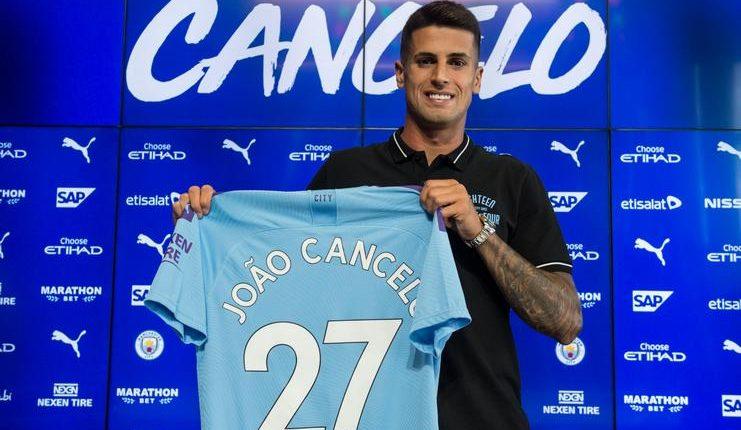 Joao Cancelo jadi salah satu yang termahal di Premier League setelah diboyong Manchester City dari Juventus.