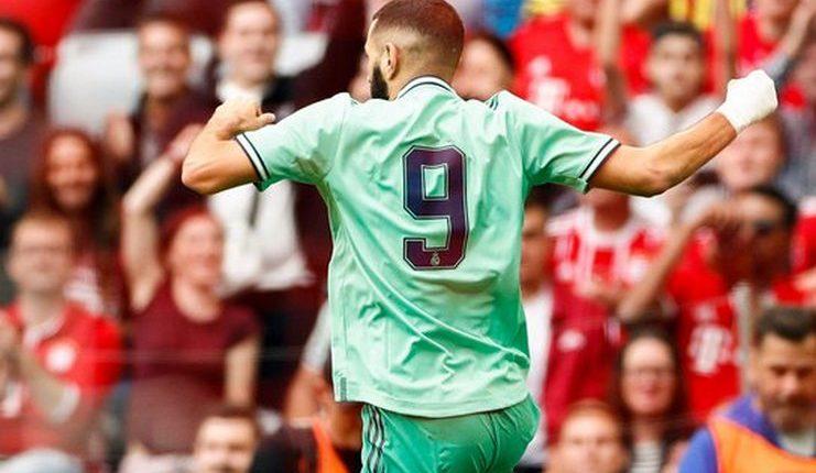 Karim Benzema - Real Madrid - Football5star