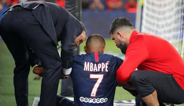 Kylian Mbappe - PSG - Football5star