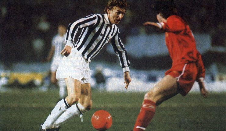 The Reds kalah dari Juventus dan tak mencetak gol pada Piala Super Eropa 1984.
