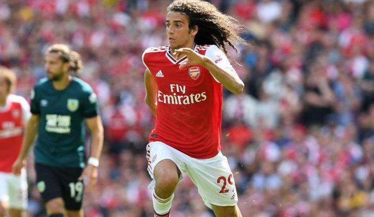 Matteo Guendouzi tatap laga Liverpool vs Arsenal dengan optimisme tinggi.