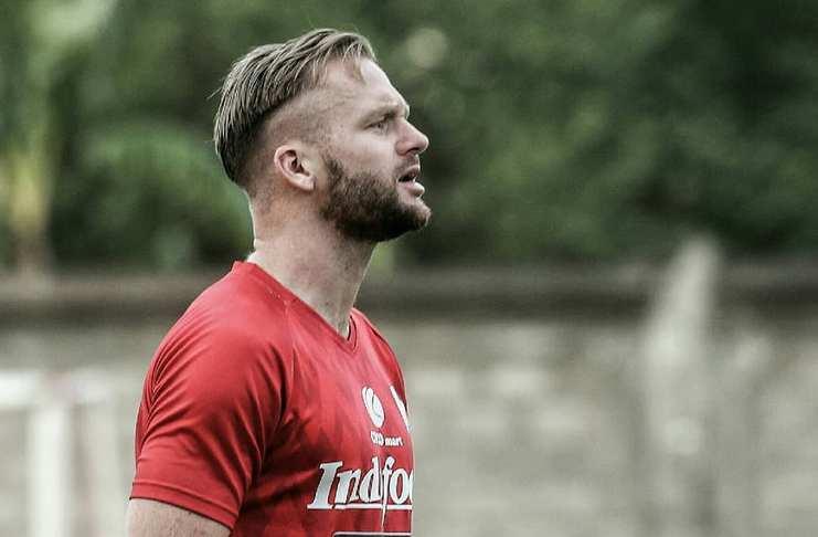 Melvin Platje - Bali United - Tira Persikabo - @baliutd 2