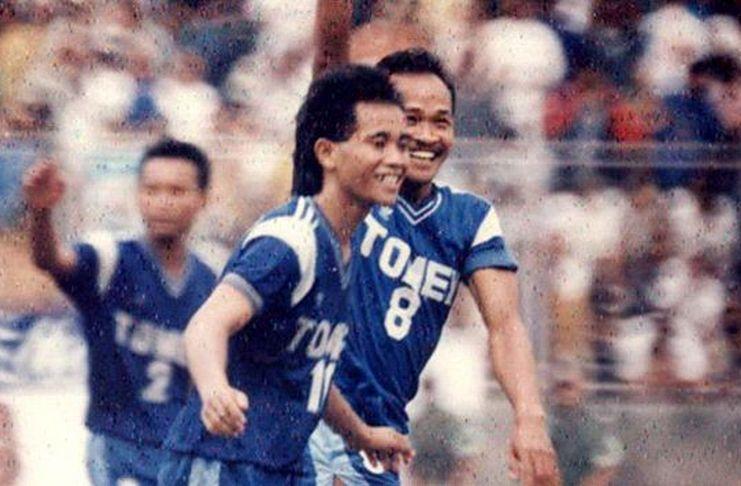 Ovan Tobing - Arema FC - Galatama - Gol