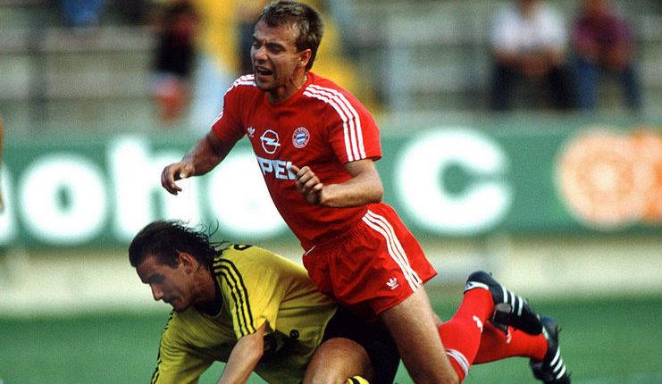 Pertarungan Dortmund vs Bayern pada 1989 menghasilkan tujuh gol.