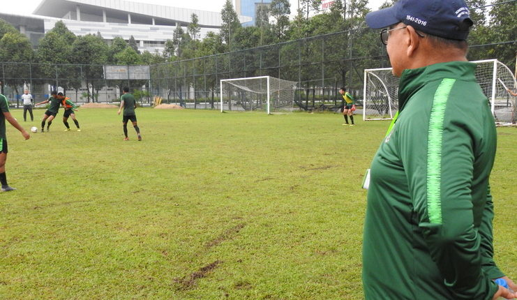 Timnas Indonesia U-18 - Piala AFF - Football5star