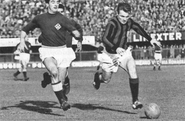 Inter - 5 Kemenangan Terbesar AC Milan di Partai Derby Della Madoninna - 1960 - Wikimedia Commons