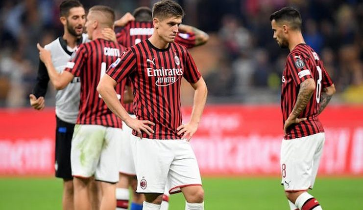 AC Milan vs Inter Milan - Football5star - Giampaolo