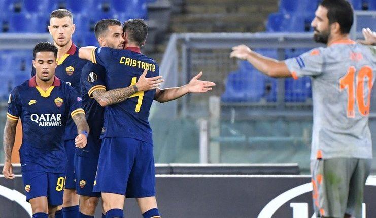 AS Roma vs Istanbul Basaksehir - Liga Europa - Football5star -