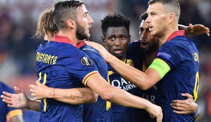 AS Roma vs Istanbul Basaksehir - Liga Europa - Football5star