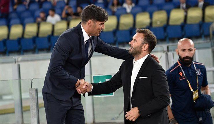 AS Roma vs Istanbul Basaksehir - Liga Europa - Football5star - Fonseca
