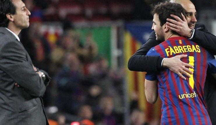 Cesc Fabregas - AS Monaco - Football5star - Guardiola