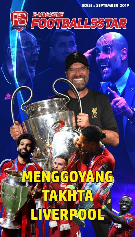 Menggoyang Takhta Liverpool Emagazine-September-2019-cover