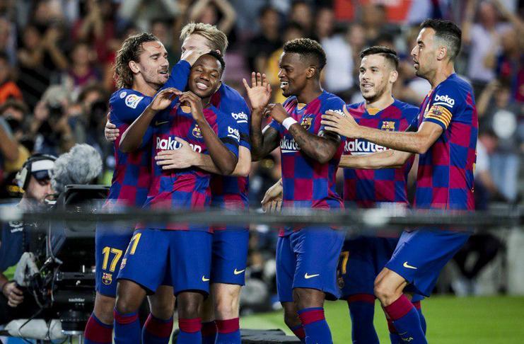 Hasil Lengkap LaLiga Pekan ke-4 - @FCBarcelona